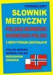 Podręczny słownik medyczny polsko-norweski norwesko-polski