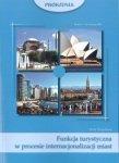 Funkcja turystyczna w procesie internacjonalizacji miast