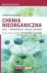 Chemia nieorganiczna tom 1 Wprowadzenie i analiza ilościowa Jander/Blasius