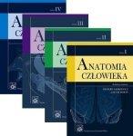 Anatomia człowieka tom 1-4 (komplet) /PZWL