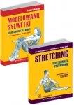 Delavier komplet dla kobiet Stretching + Modelowanie sylwetki