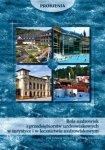 Rola uzdrowisk i przedsiębiorstw uzdrowiskowych w turystyce i w lecznictwie uzdrowiskowym