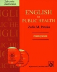 English for public health + 2 CD Podręcznik