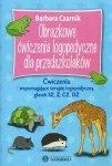 Obrazkowe ćwiczenia logopedyczne dla przedszkolaków Ćwiczenia wspomagające terapię logopedyczną głosek SZ, Ż, CZ, DŻ