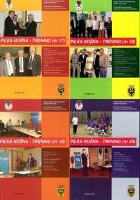 Kwartalnik Piłka nożna - Trening Rocznik 2013 nr 17-20