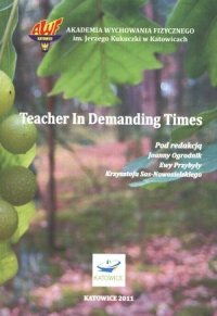 Teacher In Demending Times