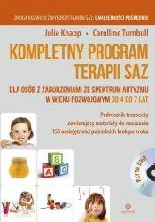 Kompletny program terapii SAZ dla osób z zaburzeniami ze spektrum autyzmu w wieku rozwojowym od 4 do 7 lat