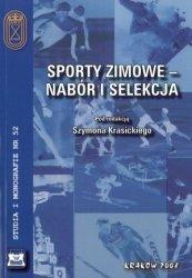 Sporty zimowe nabór i selekcja