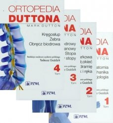 Ortopedia Duttona tom 1-4 Komplet
