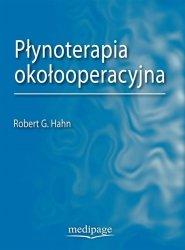 Płynoterapia okołooperacyjna, Robert G. Hahn