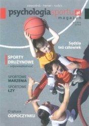 Magazyn Psychologia Sportu 1/16