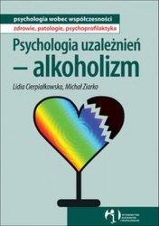 Psychologia uzależnień alkoholizm