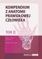 Kompendium z anatomii prawidłowej człowieka Tom 2