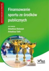 Finansowanie sportu ze środków publicznych