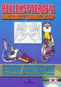 Refleksoterapia leczniczy masaż stóp z płytą CD