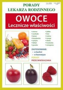 Owoce Lecznicze właściwości Porady Lekarza Rodzinnego
