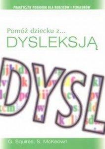 Pomóż dziecku z dysleksją