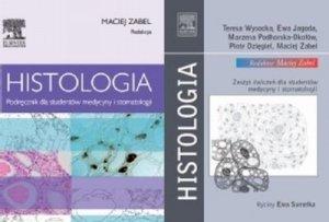 Histologia Podręcznik + Zeszyt ćwiczeń dla studentów medycyny