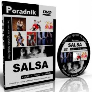 Poradnik DVD Salsa Najlepszy sposób na naukę Kroki figury układy