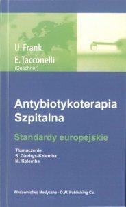Antybiotykoterapia szpitalna - standardy europejskie