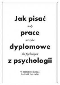 Jak pisać prace dyplomowe z psychologii