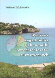 Wybrane zagadnienia z ekonomiki przedsiębiorstw turystycznych