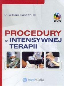 Procedury w intensywnej terapii + DVD