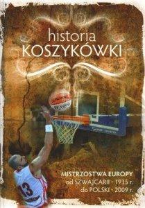 Historia koszykówki Mistrzostwa Europy od 1935 do 2009