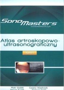 Atlas artroskopowo-ultrasonograficzny tom 1 + Płyta CD