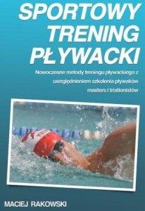 Sportowy trening pływacki
