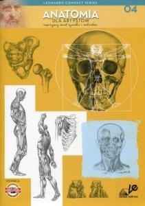 Anatomia dla artystów 04 Leonardo Compact Series