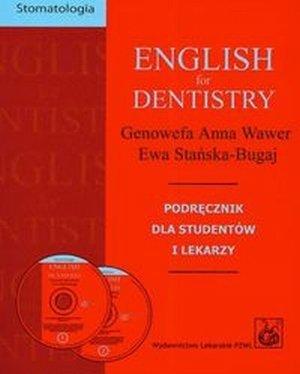 English for dentistry + CD Podręcznik dla studentów i lekarzy