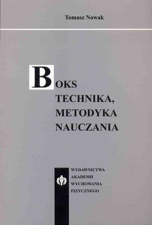 Boks - technika, metodyka nauczania