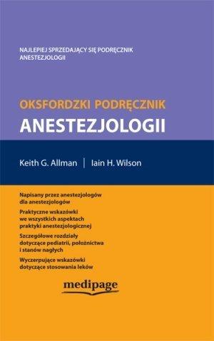 Oksfordzki podręcznik anestezjologii