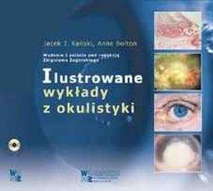Ilustrowane wykłady z okulistyki płyta CD