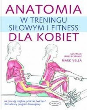 Anatomia w treningu siłowym i fitness dla kobiet