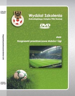 Rozgrzewki przedmeczowe klubów I ligi - płyta DVD