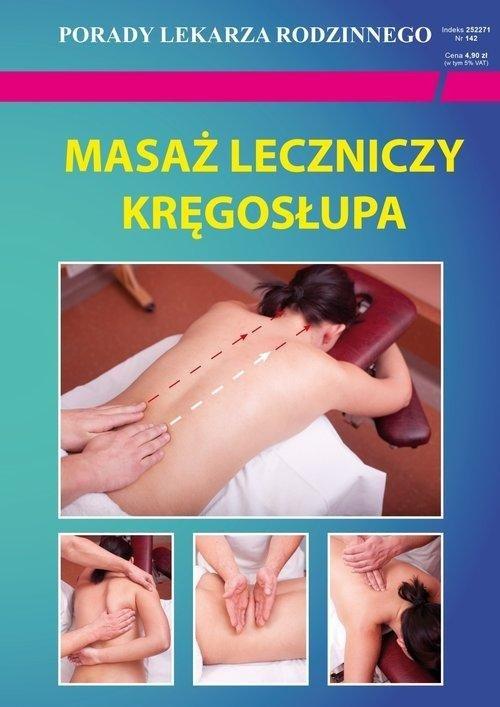 Masaż leczniczy kręgosłupa Porady lekarza rodzinnego