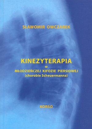 Kinezyterapia w młodzieńczej kifozie piersiowej (chorobie Scheuermanna)