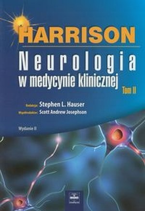 Harrison Neurologia w medycynie klinicznej Tom 2