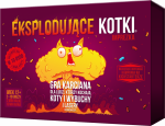 Eksplodujące Kotki: Imprezka (edycja polska)