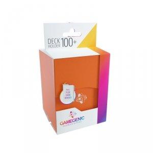 Gamegenic: Deck Holder 100+ - Orange