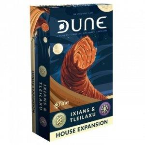 Dune: The Ixians and the Tleilaxu House (dodatek)