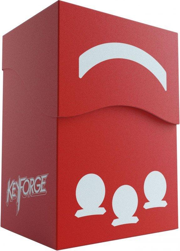 Gamegenic: KeyForge - Gemini Red Deck Box