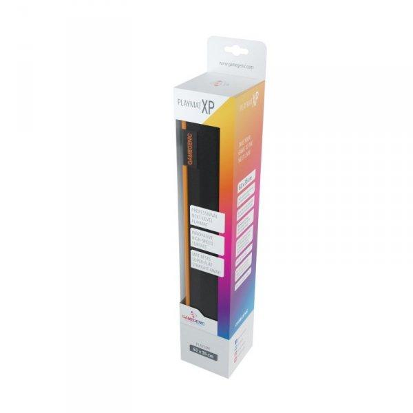 Gamegenic: Playmat XP 3mm - Black