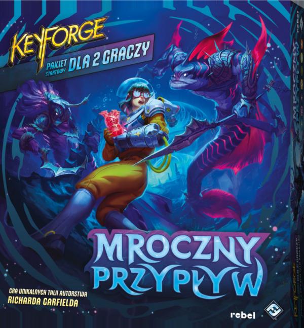 KeyForge: Mroczny Przypływ - Pakiet startowy