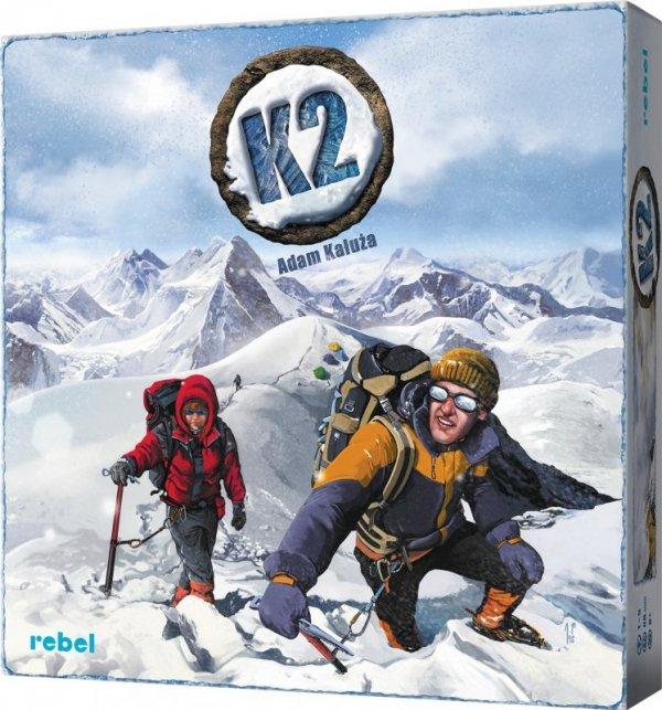 K2 (gra planszowa - nowa edycja)