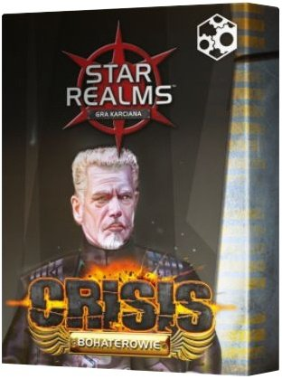 Star Realms: Crisis - Bohaterowie
