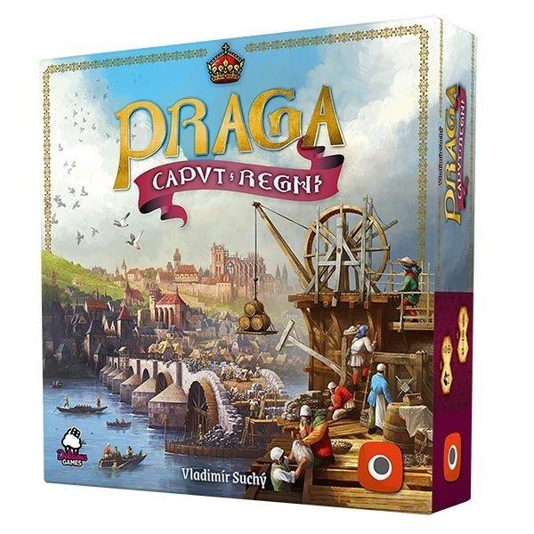 Praga Caput Regni (edycja polska) okładka