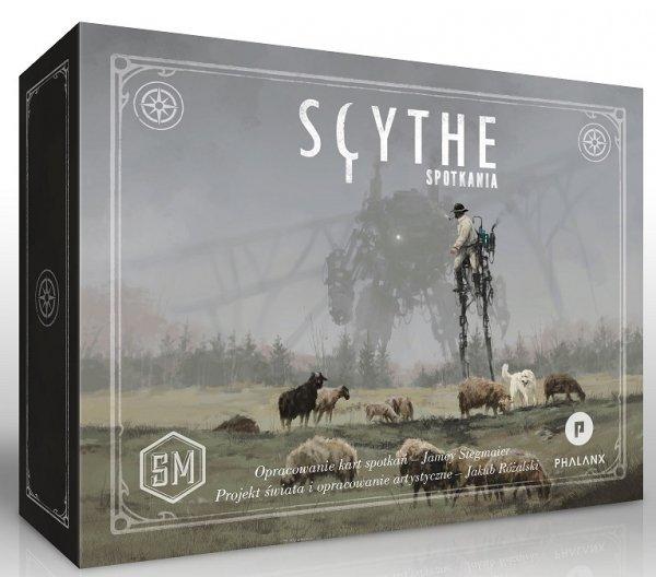 Scythe - spotkania